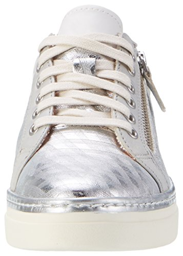 EU Silber 948 Sneakers 23712 Silver Basses Comb Argent 36 Femme Tamaris ZTfYq7wH