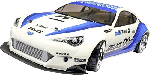 HPI Racing 114356 RS4 Sport 3 Drift RTR with Subaru BRZ Body - Racing Micro Hpi