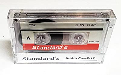Standard's Audio Cassette C-90 10/pack by TDK, Japan