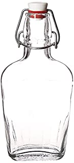 Bormioli Rocco Fiaschetta Glass 8.5 Ounce Pocket Flask, Set of 12 (B06Y1BNW3Y) | Amazon price tracker / tracking, Amazon price history charts, Amazon price watches, Amazon price drop alerts