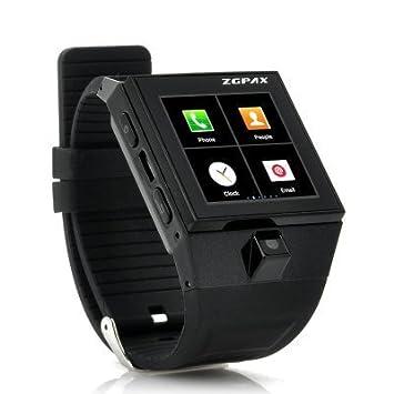 Amazon.com: Smart Watch Desbloquear Android V. 4,04 Reloj ...