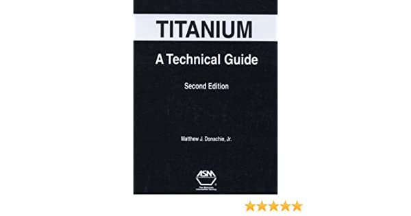 metal handbook titanium