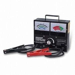 6v 12v 500 amp carbon pile battery load tester alternator starter 1000a testing. Black Bedroom Furniture Sets. Home Design Ideas