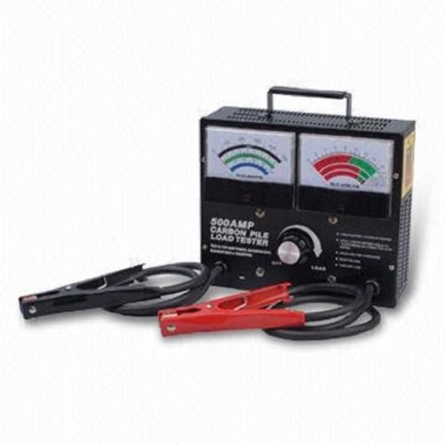 6V 12V 500 Amp Carbon Pile Battery Load Tester Alternator Starter 1000A Testing by Balance World Inc