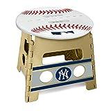 MLB New York Yankees Folding Step Stool