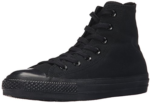 (Karmaloop Converse The Chuck Taylor All Star Core Hi Sneaker Black (12 D(M) US, Black Monochrome))
