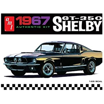 mini AMT 1967 Ford Shelby GT350
