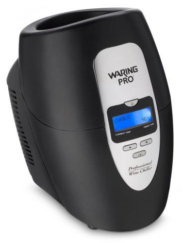 Waring-Pro-PC100-Wine-Chiller-Black
