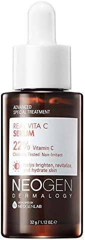 Neogen Dermalogy Real Vitamin C Serum, 1.12 oz