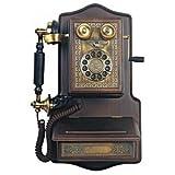 Paramount 1907 Wooden Wall Reproduction Phone