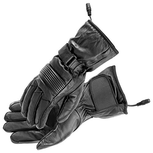 (Firstgear Warm and Safe Heated Gloves Gloves-R-MD-FG)