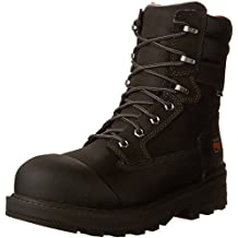 Timberland PRO Men's 8-Inch Resistor WP CSA Work Boot