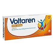 Voltaren Dolo 25 mg Tabletten, 20 St. Tabletten