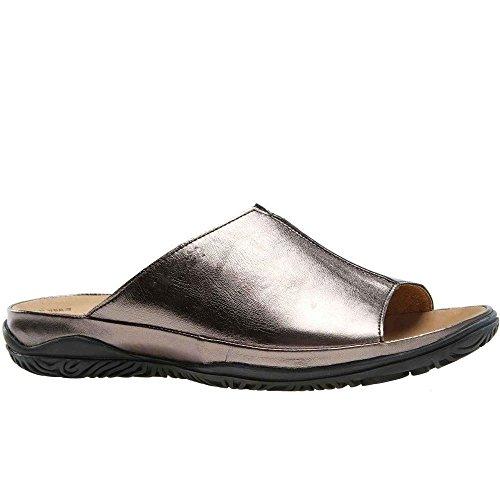 Para Argento Gabor antique Silver Zapatos Mujer Oqg8wnUzq