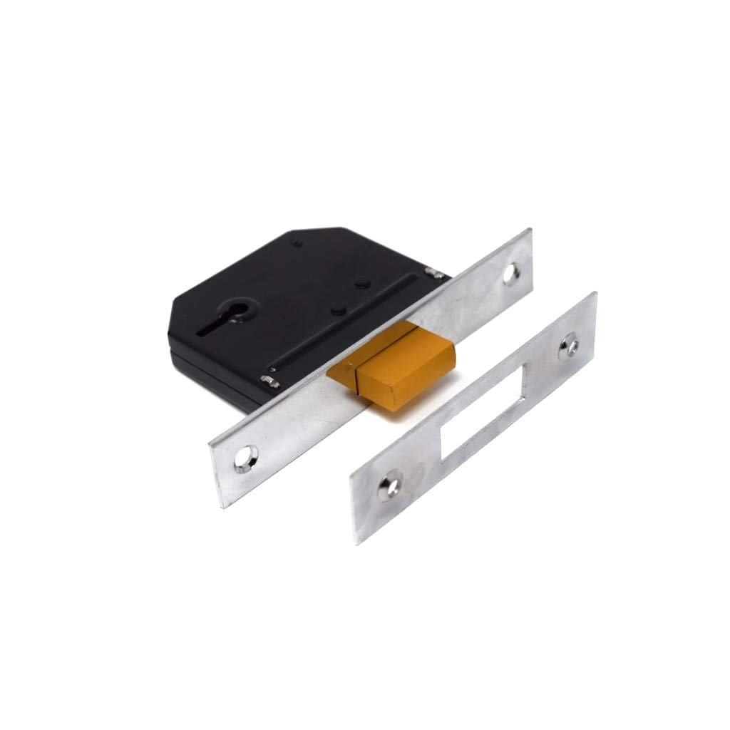Zoo Hardware Victorian Standard Profile Keyhole OPEN Cover Escutcheon 32mm Polished Brass Screws