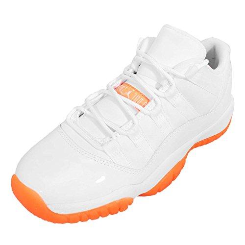 Nike GG (GS) Air Jordan 11 'Citrus' White/Citrus Trainer White