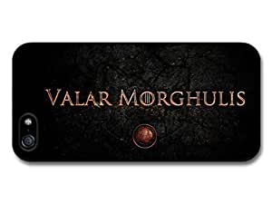 AMAF ? Accessories Game Of Thrones Valar Morghulis All Men Must Die Valyrian Quote case for iPhone 6 4.7