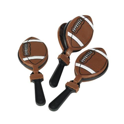 UPC 853031072177, Plastic Football Clappers (1 dz)