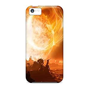 Case Cover The Epicenter/ Fashionable Case For Iphone 5c