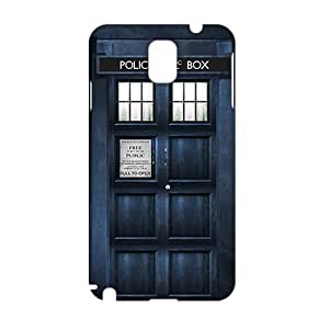 Fortune 3D Case Cover Doctor Who Phone Case for Samsung Galaxy Note3
