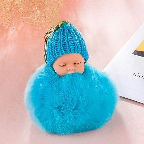 Amazon.com: YPT – Llavero con diseño de muñeca de bebé y ...