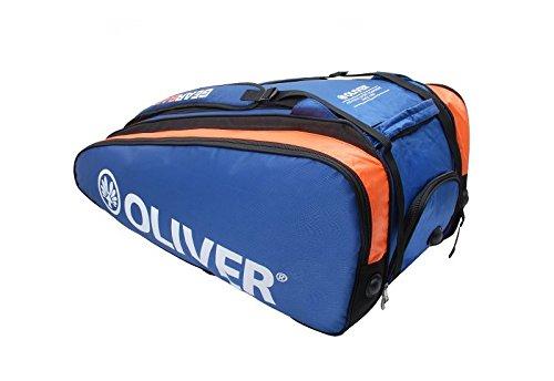 Oliver Gearbag Racketbag Blue/Orange by Oliver (Image #3)