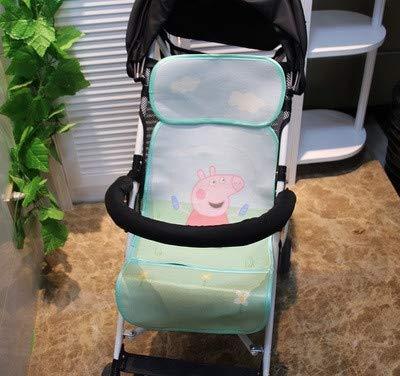 FIFY Verano Fresco Infantil Asientos de Seda de Hielo para sillas de ...