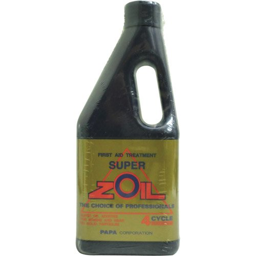 SUPER ZOIL(スーパーゾイル) 4サイクル スーパーゾイル CAACEJ_RRBNB B01ECY852O
