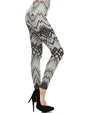 2af0c7869 Leggings Depot Ultra Soft Women's Printed Fashion Leggings Batch19
