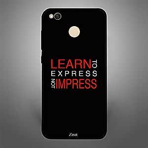 Xiaomi Redmi 4X Learn to Express not Impress