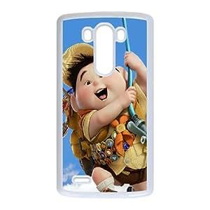 LG G3 Cell Phone Case White Disney Up Kid Illust Art D2T2OF
