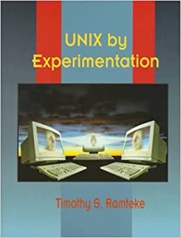 Unix by Experimentation