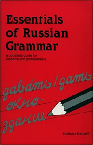 Russian grammar and