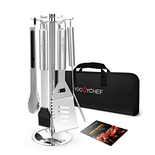 YOCOYCHEF Grill Tools Set Accessories