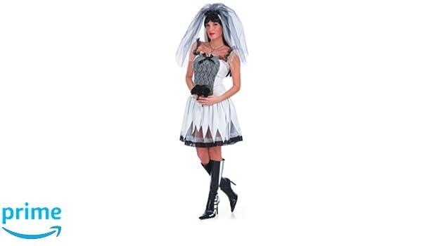 Carnaval - Disfraz de cabaret adultos: Carnival T.: Amazon.es ...