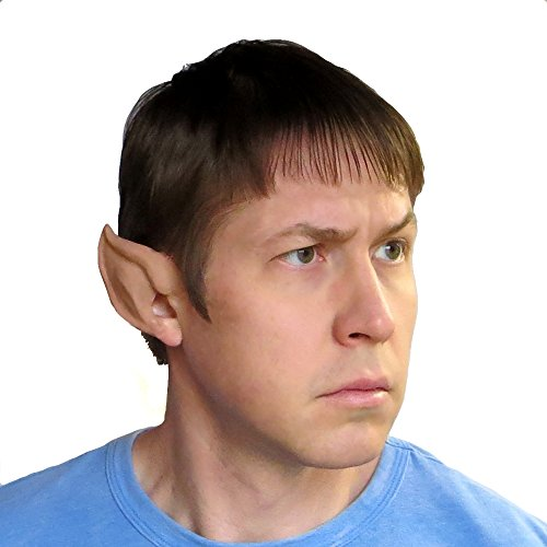Aradani Costumes Space Elf Ears - Ear Tips - Aradani Costumes