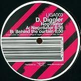 D.Diggler - Negotiator - Liga Elektronika - LIGA003