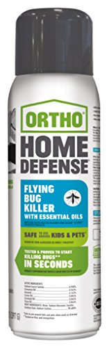 (Ortho Home Defense Flying Bug Killer with Essential Oils Aerosol 14 OZ)
