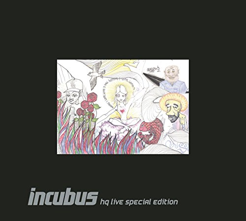 Incubus HQ Live Special Edition by Sony Legacy