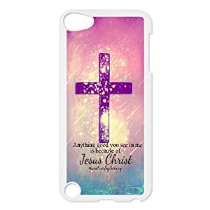 [Tony-Wilson Phone Case] FOR Ipod Touch 5 -IKAI0447106-Jesus Christ Love Us