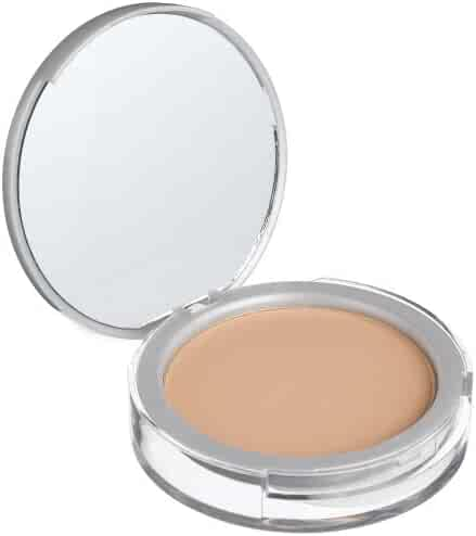 Almay TLC Truly Lasting Color Pressed Powder, Light/Medium, SPF 12, 0.3