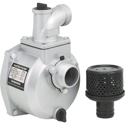 (Semi-Trash Water Pump ONLY - For Threaded Shafts, 2in. Ports, 7860 GPH)