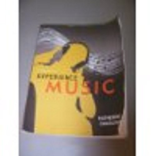 Experience Music with 3 Audio Cds and Connect Plus Online Access Card pdf