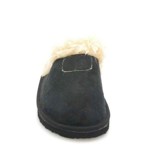 New Brieten Womens Artificial Fur Flat Cotton Warm Comfort Slipper kiwQfhrgv