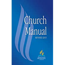 Church Manual: Revised 2015