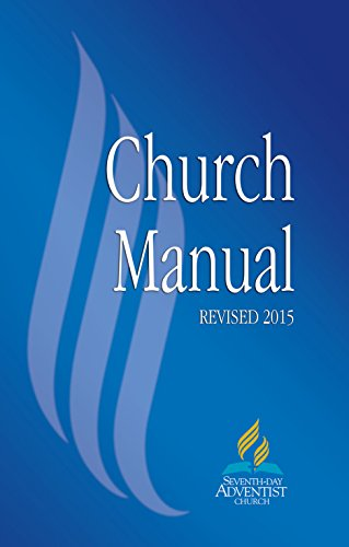What seventh-day adventists used to believe about a church manual.