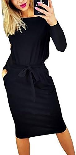 PRETTYGARDEN Womens Casual Bodycon Pockets product image