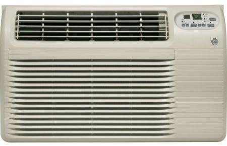 "GE AJCQ08ACG 26"" Energy Star Built In Air Conditioner with 8"