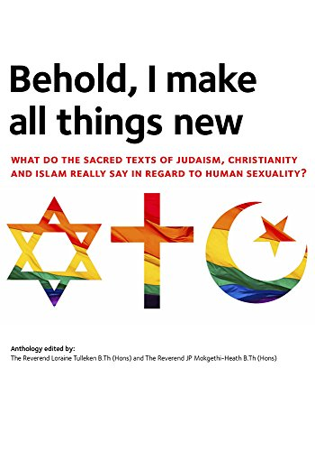 Islam accepts homosexuality and christianity