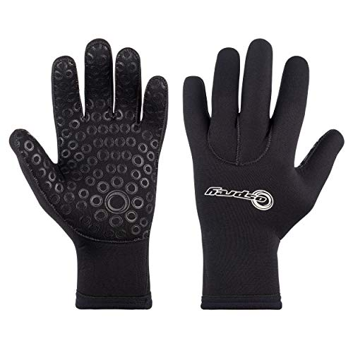 Osprey Wetsuit Gloves, 3 mm Neoprene Surfing Diving Watersport Gloves